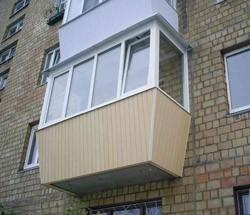остекление балконов в Кемерове