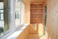 Отделка, ремонт, утепление, балконов и лоджий г. Кемерово