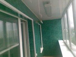 козырьки на балкон в Кемерове